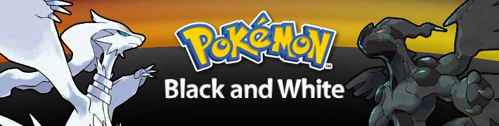 Pokemon Black and White Cheats
