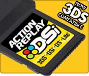 DSi Action Replay EF000789