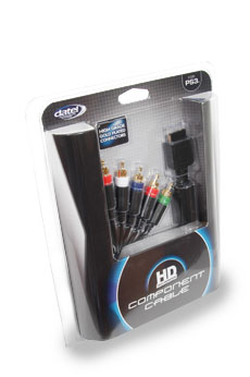 HD Component Cable for PS3