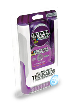 Action Replay for GameCube - USA