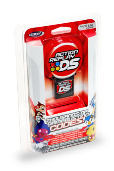 Action Replay for DS - USA