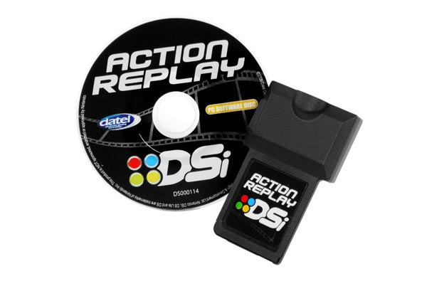 DSi Action Replay - Codejunkies US